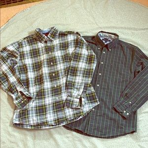 Tommy Hilfiger shirts large